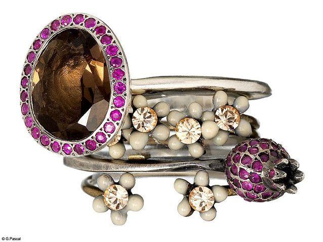 Mode guide shopping accesoires bijoux bagues rosa maria