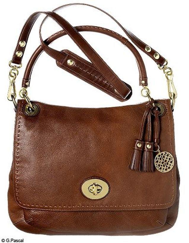 Mode guide shopping tendance look accessoires besaces coach printemps