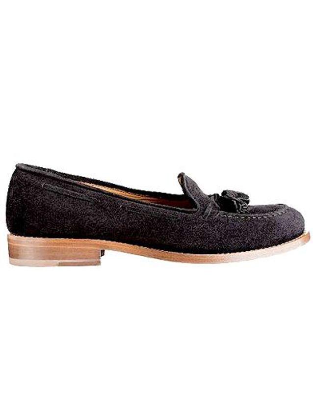Mode guide shopping tendance accessoire chaussure mocassin apc