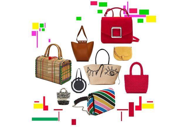 super populaire af4ab 7ff4b Voici les 30 plus beaux sacs repérés chez Zara, Mango et H&M ...
