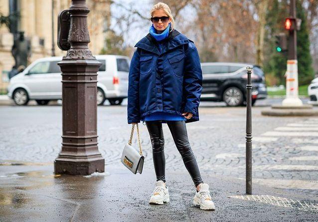 Basket blanche : notre sélection à shopper Elle