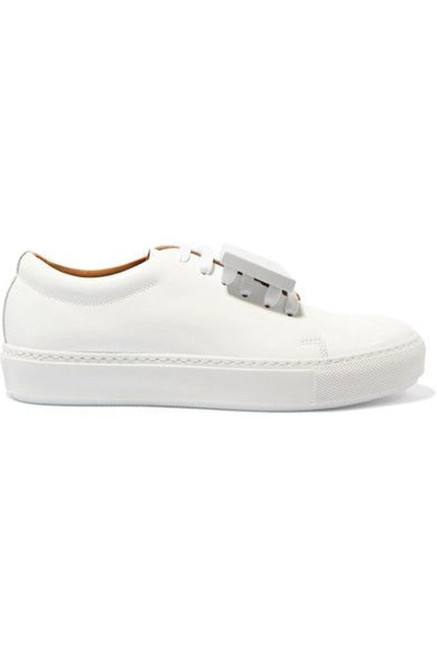 Baskets blanches Acne Studios