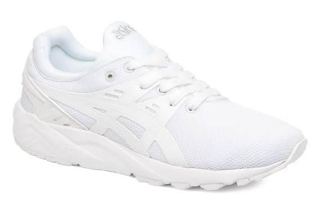 Baskets blanches Asics