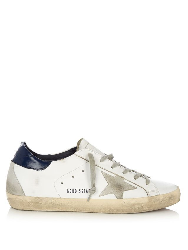 Baskets blanches Golden Goose Deluxe Brand sur Matchesfashion