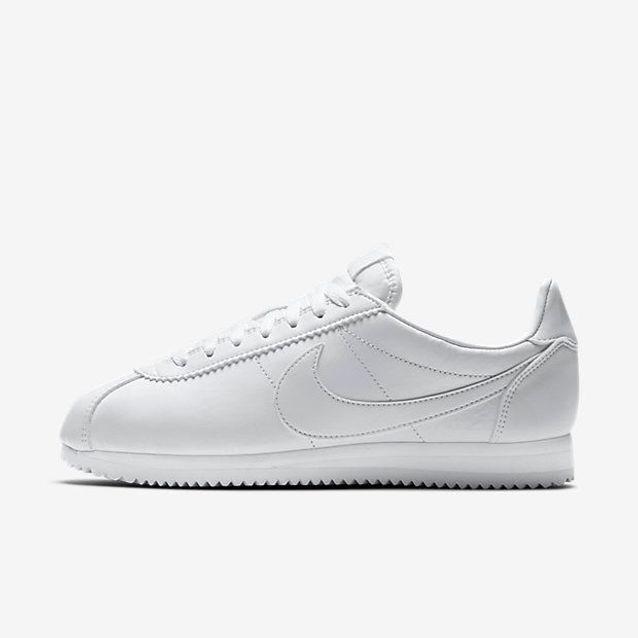 nouveau style 811bf 46960 Baskets blanches Nike - Trouver basket blanche à son pied - Elle