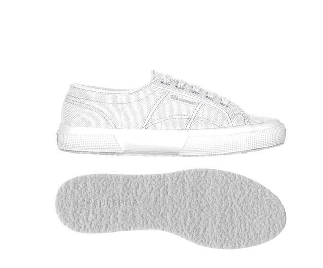 Baskets blanches Superga