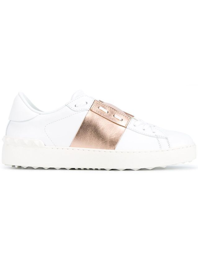 Baskets blanches Valentino