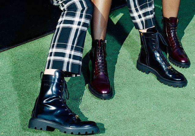 Boots punk, escarpins glam, mules doudous : choisissez votre style