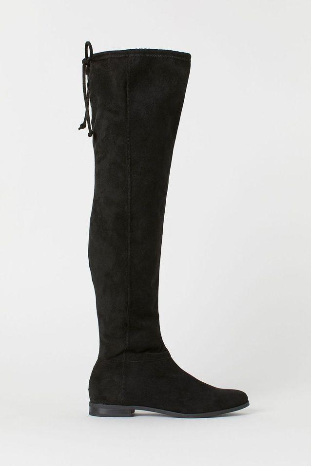 Bottes de hauteur genou H&M
