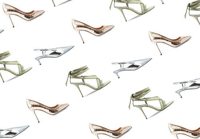 20 chaussures de soirée pour faire la fête