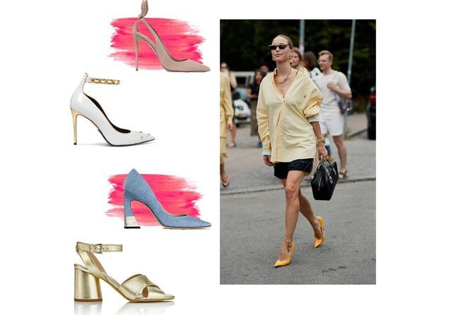 25 chaussures sexy qui donnent le ton