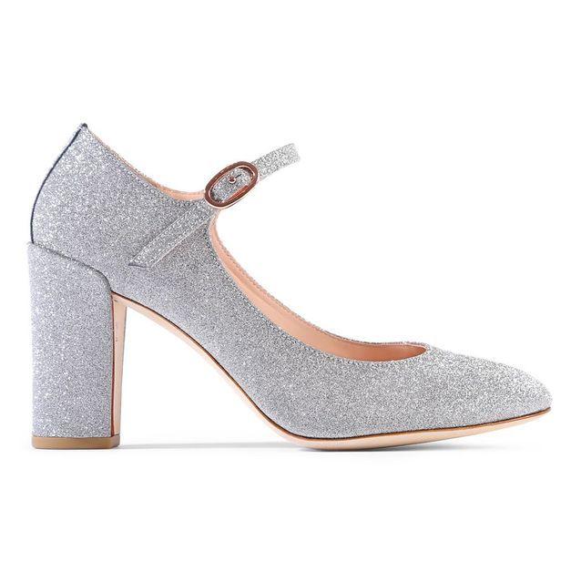 Chaussures à paillettes Repetto