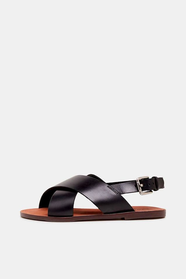 Sandale plate Esprit