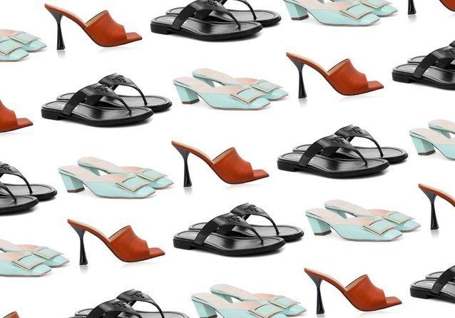 Chaussures printemps-été : ces modèles que l'on veut à nos pieds
