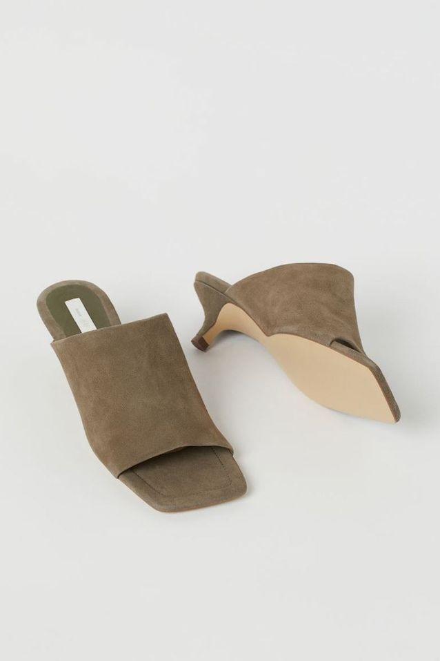 Chaussure printemps H&M