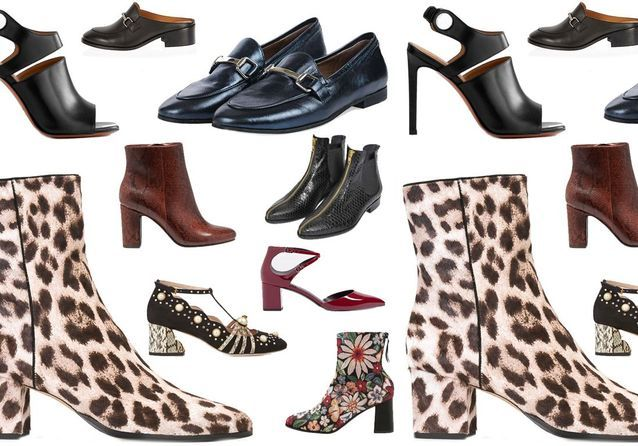 Des chaussures tendance à nos pieds