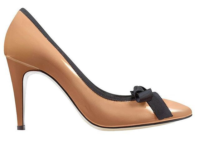 Mode guide shopping tendance chaussure dame escarpin Minelli