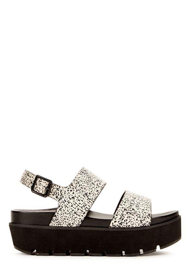 Grosses sandales Justfab