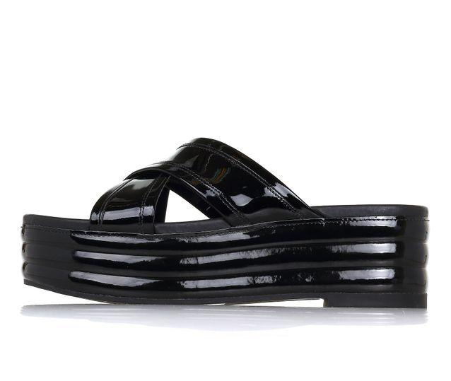 Grosses sandales vernies What for
