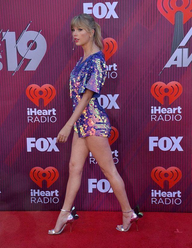 Les chaussures de Taylor Swift