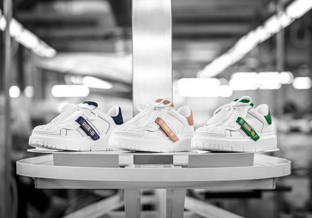 Les secrets de fabrication de la nouvelle basket Dior