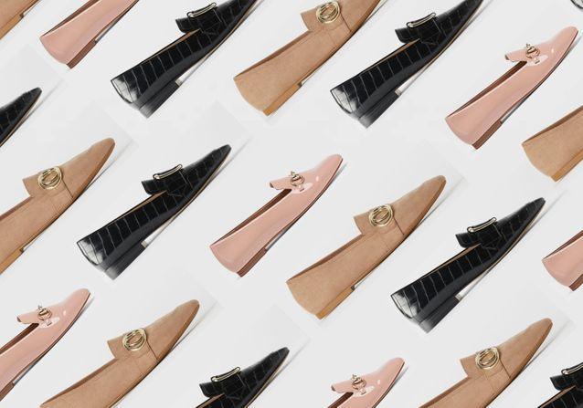 Les 20 paires de mocassins que l'on veut bien