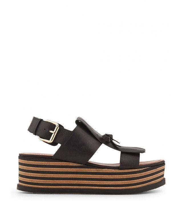 Sandales compensées Minelli