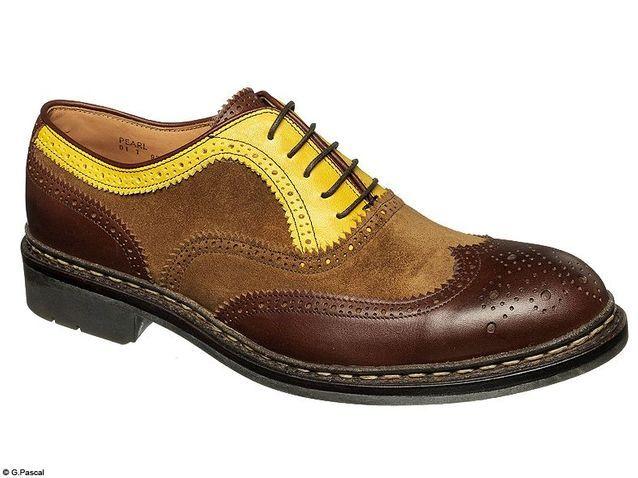 Mode guide shopping tendance look chaussures heschung
