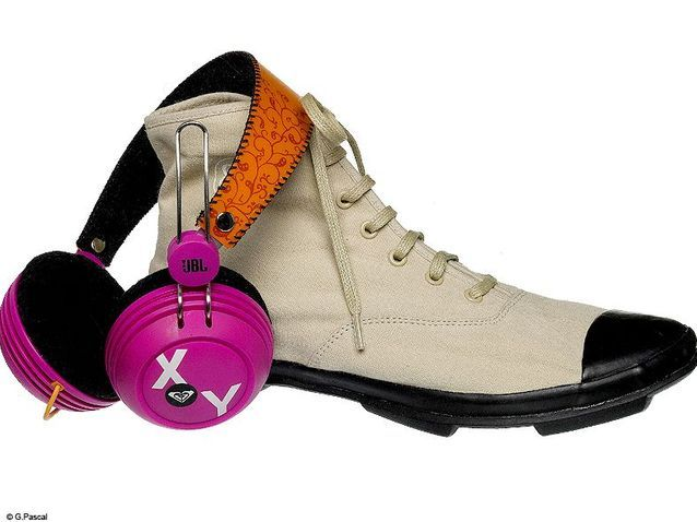 Mode guide shopping diapoarama accessoires chaussures baskets hip hop balanciaga
