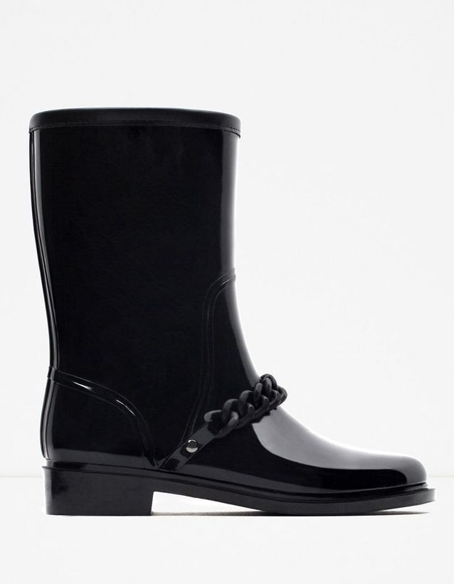 Bottes de pluie Zara