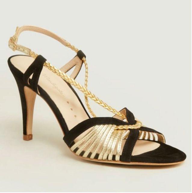 Sandales à talons Petite Mendigote