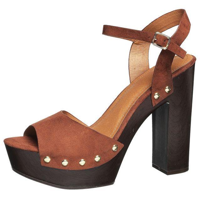 Sandales à plateau H&M
