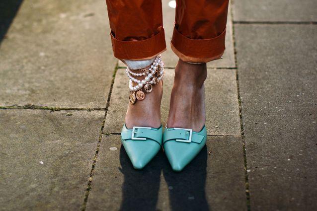Les plus belles chaussures de la Fashion Week