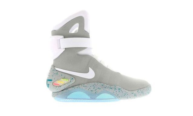 Nike Air Back To The Future