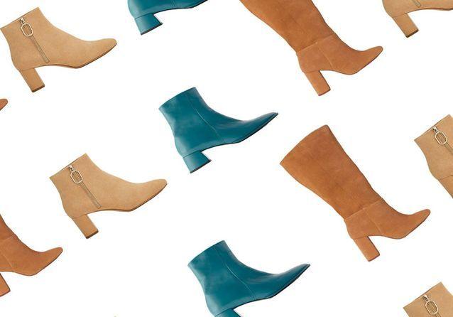 Voici les 20 plus belles chaussures repérées chez Zara, Mango et H&M