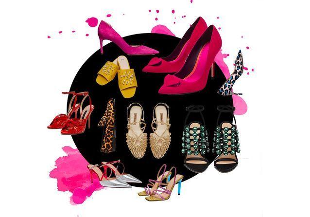 prix compétitif 889b9 c71a2 Voici les 30 plus belles chaussures repérées chez Zara ...
