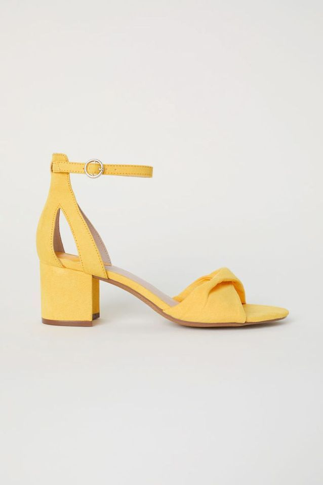 prix compétitif de5cd fe04d Voici les 30 plus belles chaussures repérées chez Zara ...