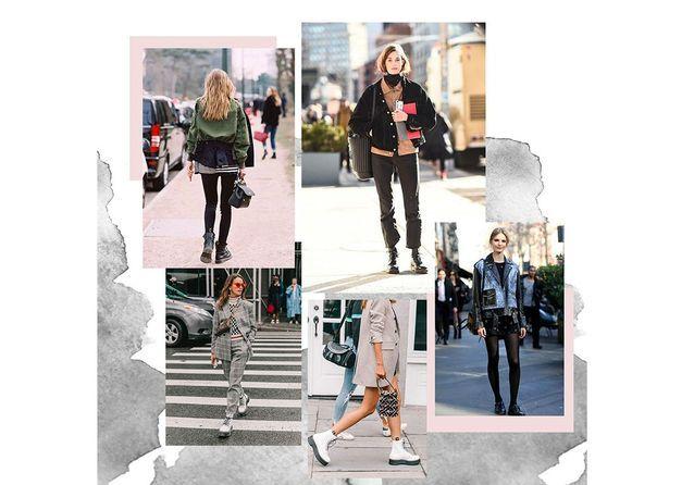 Vous allez adorer ces 20 façons de porter les Dr Martens Elle