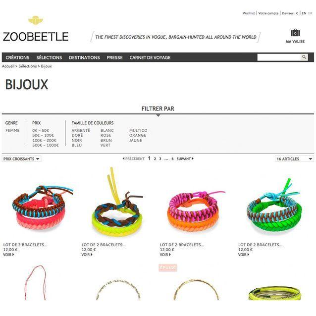 Le plus globe-trotteur : Zoobettle