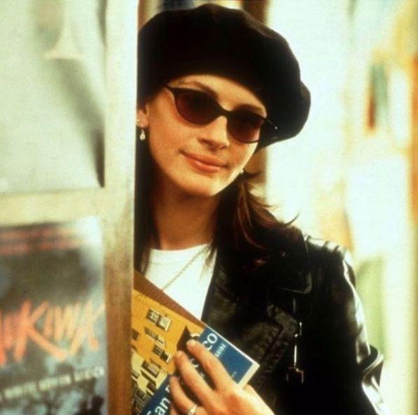 Julia Roberts dans « Coup de foudre à Notting Hill » (1999)
