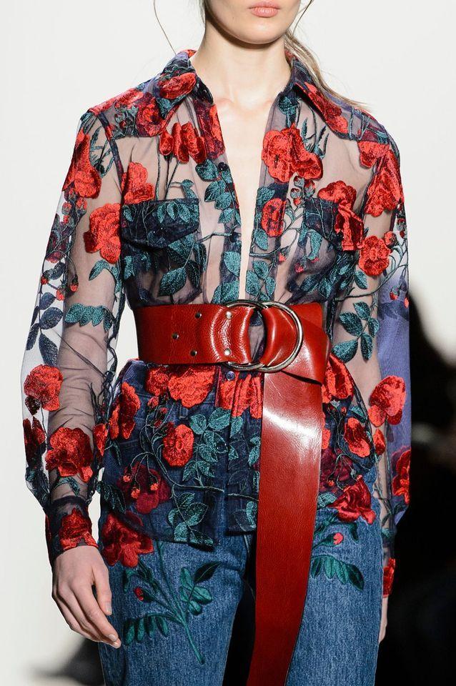 La ceinture extra longue d'Adam Selman