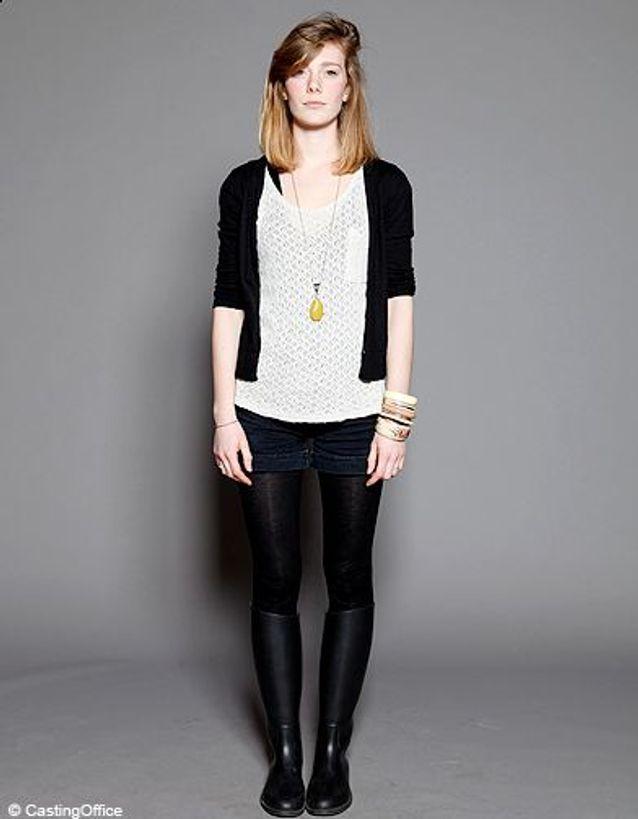 Mode casting elle aime la mode Tiphaine Delnef