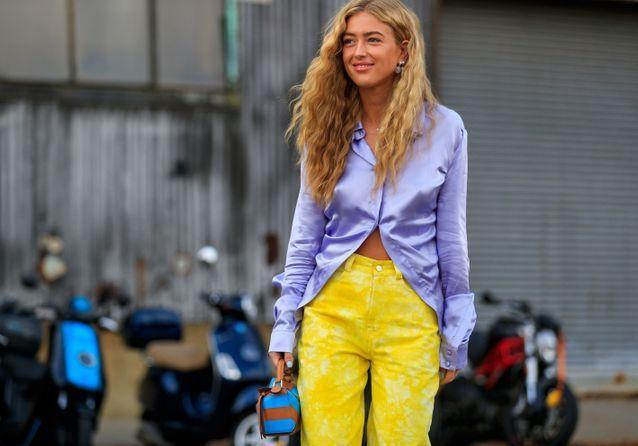 Ces jeans tie and dye vont devenir notre obsession du printemps
