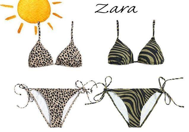Ces 5 maillots de bain Zara seront parfaits pour nos week-ends de mai