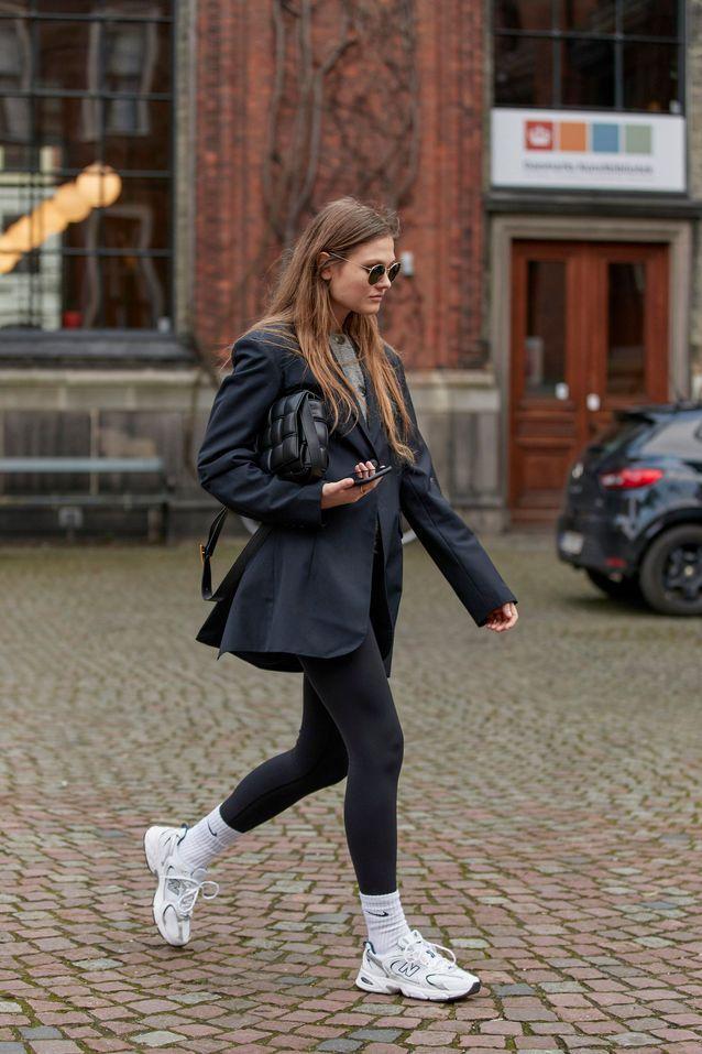Le legging noir