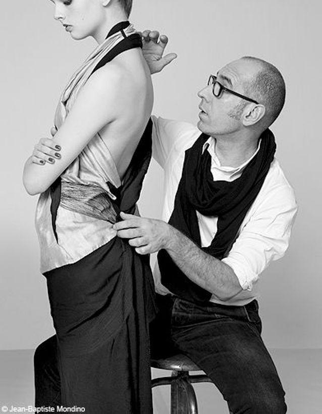 Mode jeune createur designer brandaley jean baptiste mondino Gustavo Lins