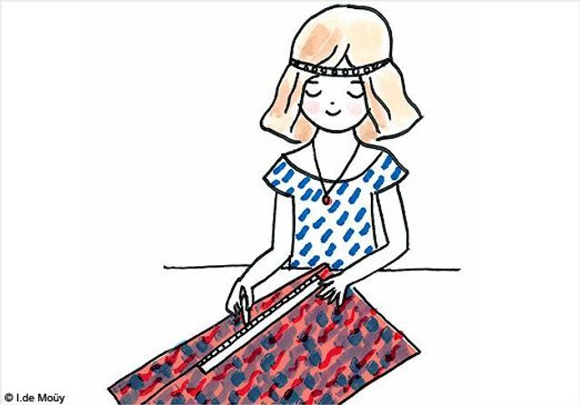 Do it yourself : le maxi-jupon