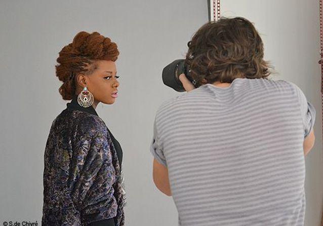 ELLE aime la mode : les photos du casting à Paris