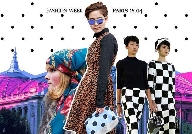Fashion Week de Paris : c'est parti