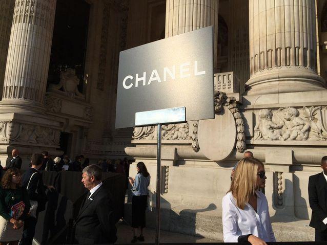 Le soleil chez Chanel